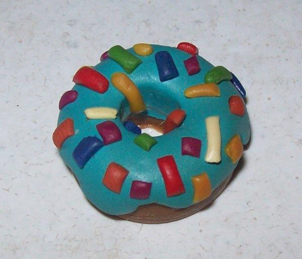 "Un donut ... (""ouh pinaise"" dixit Homer Simpson)"