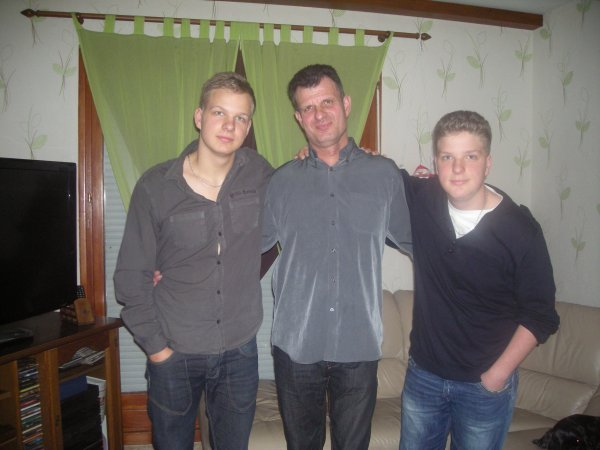 photos de familles decembre 2011