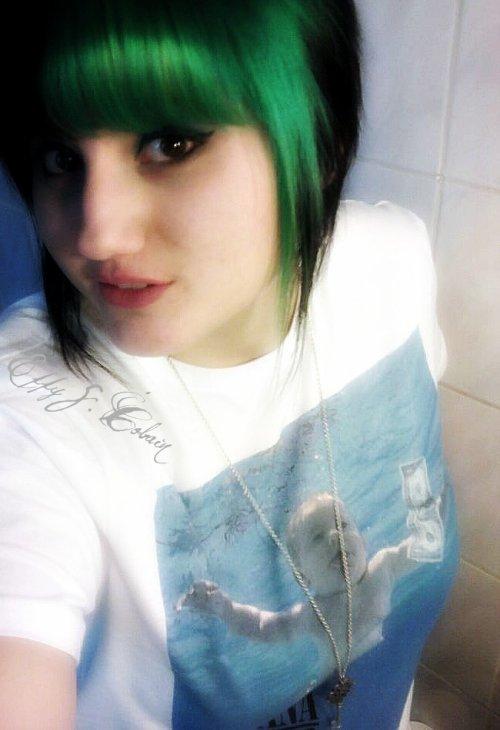 ✖ ~ Effy S. Cobain « Say Hello ».