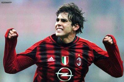 Kaka veut rester au Milan AC