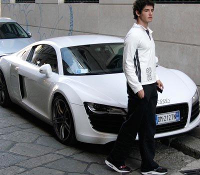 Pato opte pour l'Audi R8