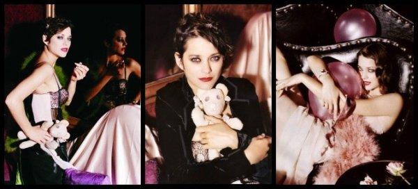 Marion Cotillard, ma préférée de mes préférées <3