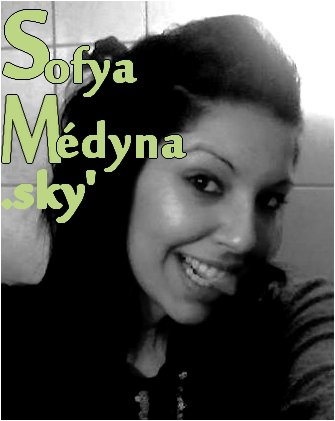 Sofya Medyna aka Princesse Sofya.