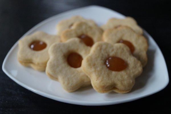 Après-midi biscuits