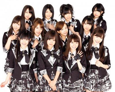 AKB48 : un groupe J-POP