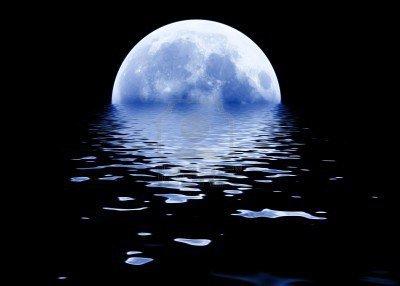 La pleine lune!!!