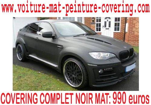 articles de voiture star foot rap tagg s bmw x6 noir mat total covering blanc mat gris mat. Black Bedroom Furniture Sets. Home Design Ideas