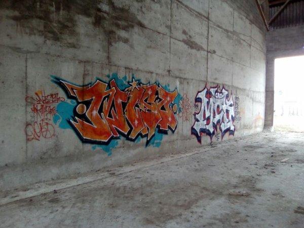 Graffs au silo