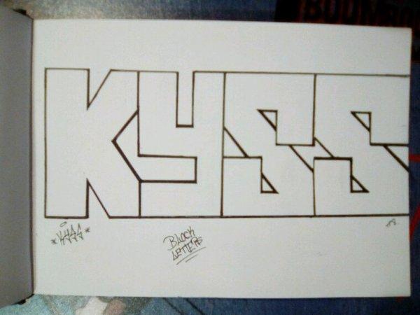 Block letter