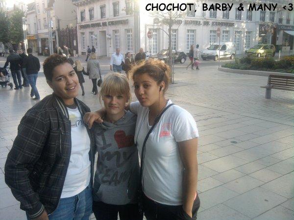 MààNY , CHOCHOT & BààRBYY RAiiiEE' ♥♥