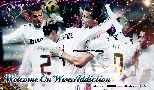 ₪ ₪ Article : Welcome On WWEADDICTION .skyrock.com ₪ ₪ ╚> The Best Sources About C.Ronaldo<╝