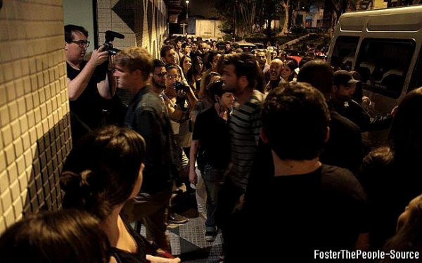05.04.2012 - Live à Rio de Janeiro.