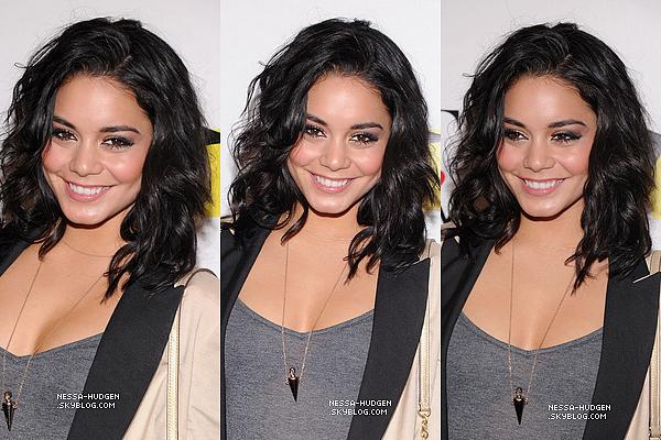 - 06 Mars 2013 : Vanessa était présente pour l'évènement Launch 'DVF Roxy Loves. -