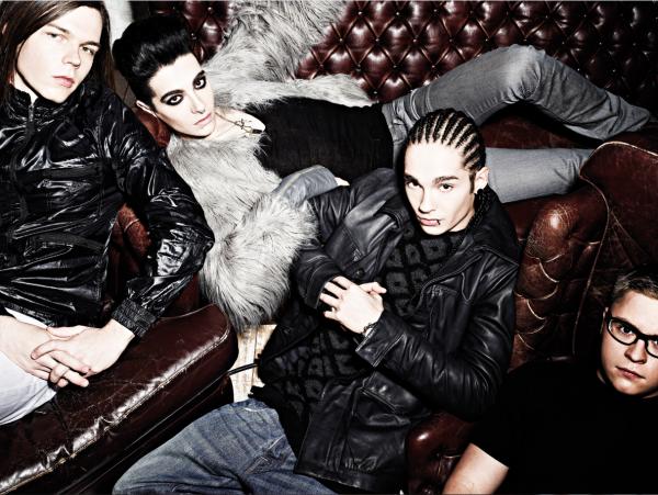 Tokio Hotel darkside of the sun