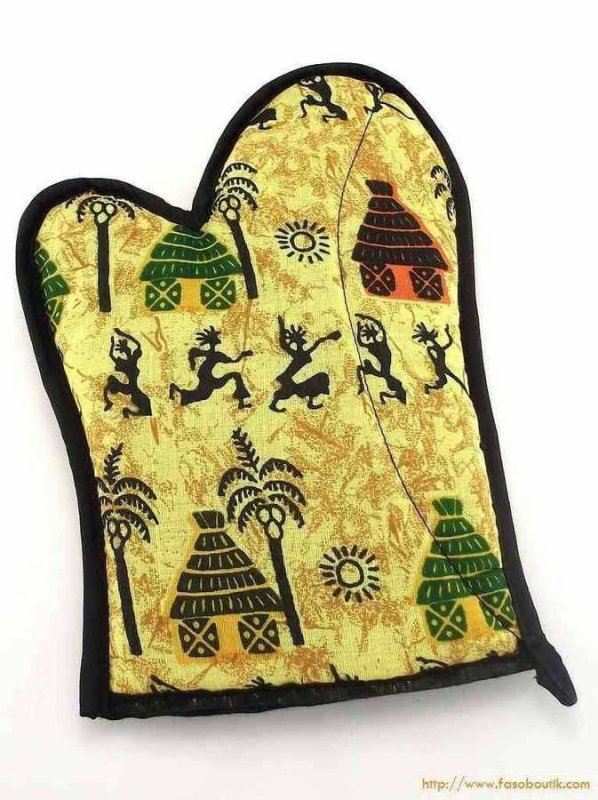 Créations en pagnes africains