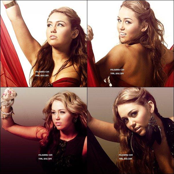 . Le 06/05/11 : Miley a donné un concert dans la capitale de l'Argentine, Buenos Aires. Vidéo des backstages..