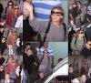 . Le 11/05/11 au matin :  Mil' est arrivée à Rio de Janeiro, où elle donnera un concert vendredi ! Voir la vidéo !.