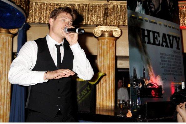 ♥Un Homme;Un Chanteur;Un Idole;Lee Ryan♥