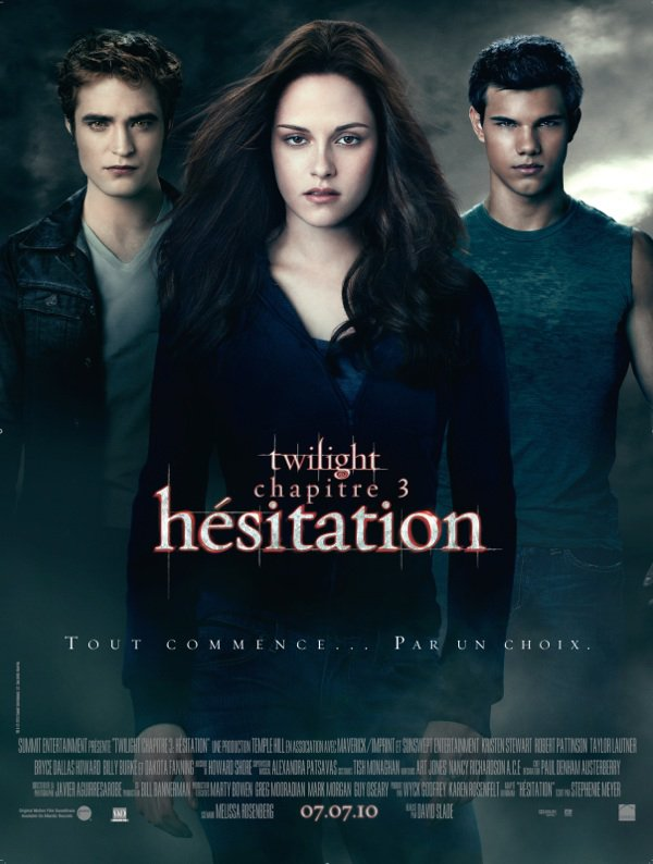 Twilight 3, Hésitation