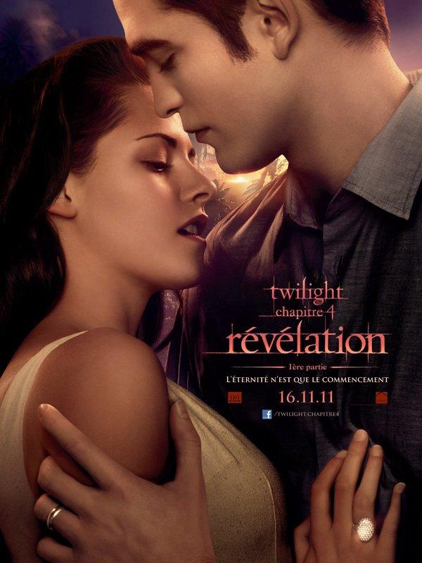 Twilight 4,Révélation partie 1