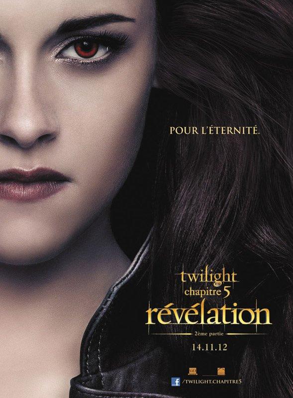 Twilight , Chapitre 5 : Révélation