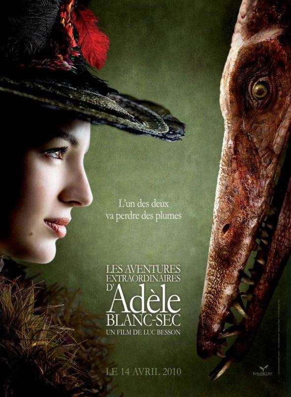Les aventures extraordinaire d'Adèle Blanc-Sec