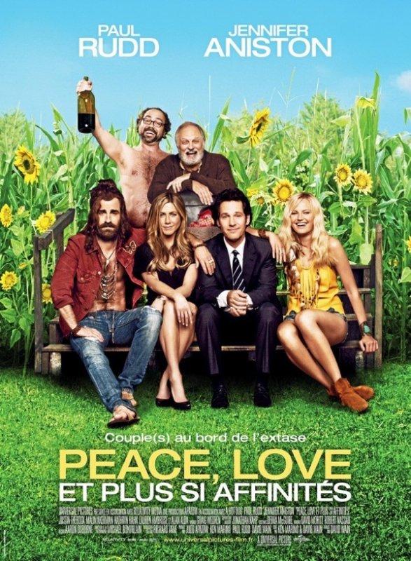 Peace , Love et plus si affinités
