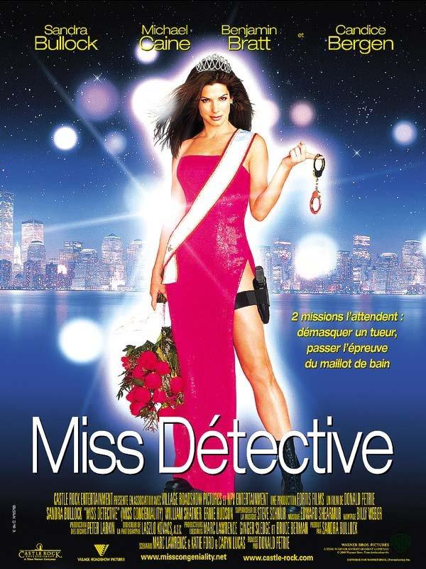 Miss détective