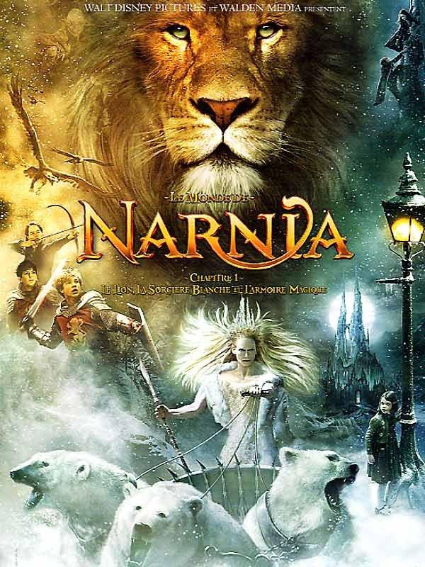 Le monde de Narnia : Chapitre 1 , Le lion , la sorcière blanche et l'armoire Magique