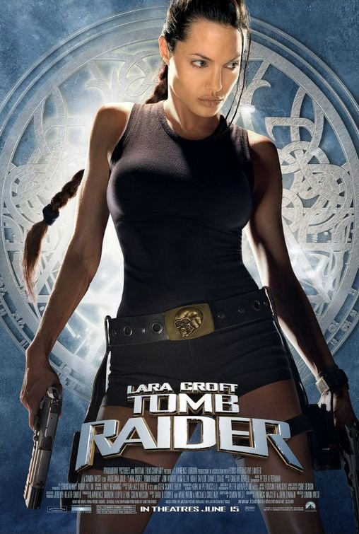 Lara Croft : Tom Raider