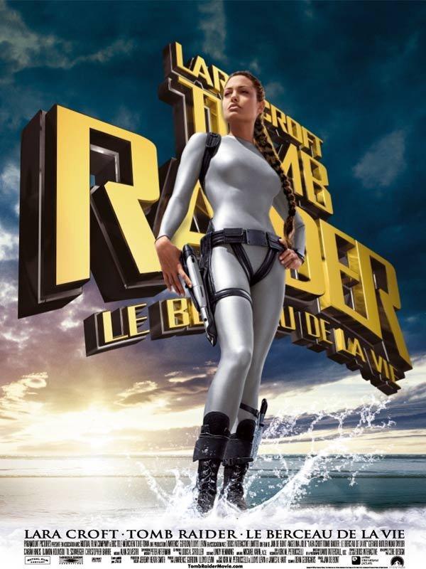 Lara Croft , Tomb Raider : Le berceau de la vie