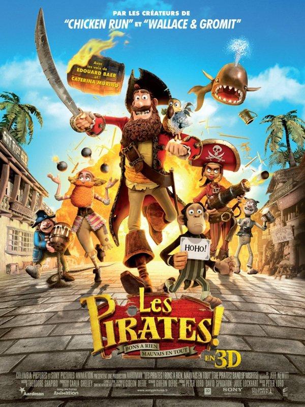 Les pirates , bons à rien , mauvais en tout