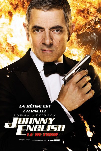 Johnny English , Le retour