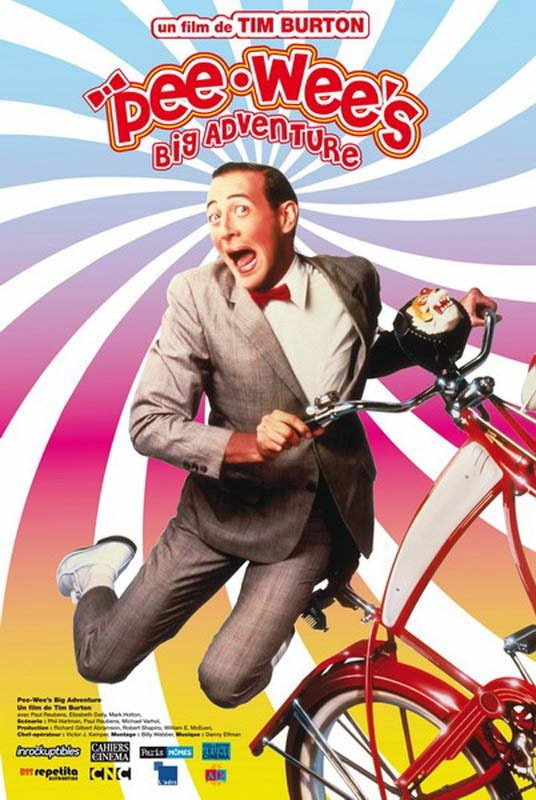 Pee-Wee's : Big Adventure