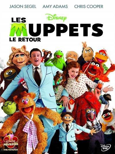 Les muppets , le retour