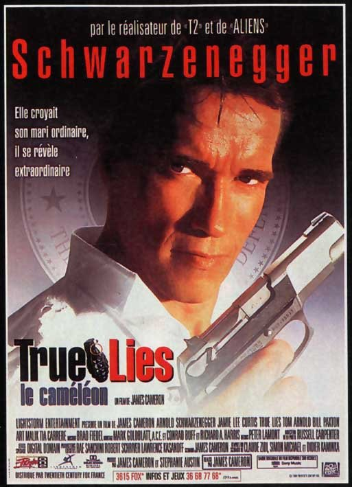 True Lies : Le caméléon