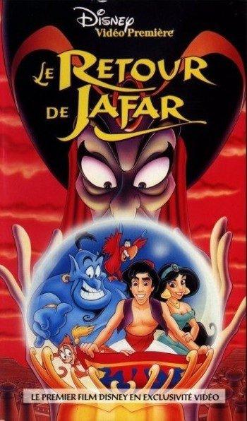 Aladdin 2 : Le retour de Jafar