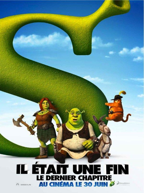 Shrek : Il était une fin