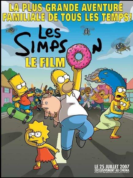 Les Simpson , le film