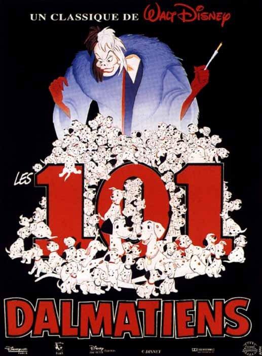 Les 101 Dalmatiens (Dessin Animé)