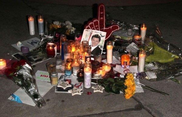 Funérailles de Cory Monteith