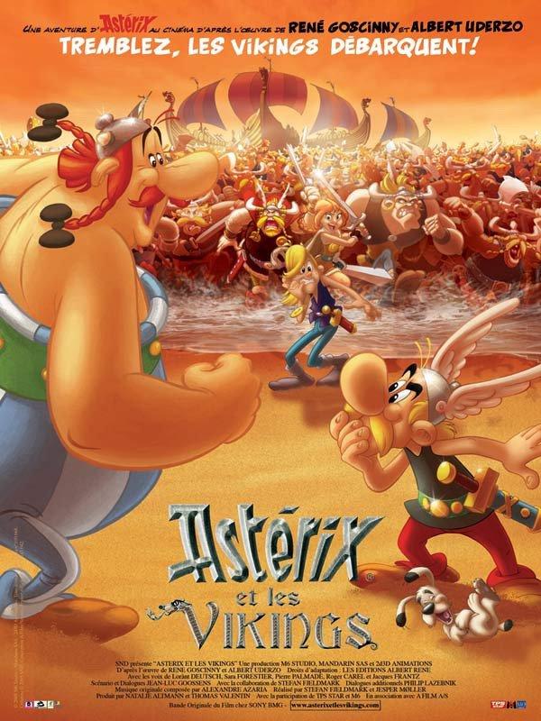 Astérix et Les vickings