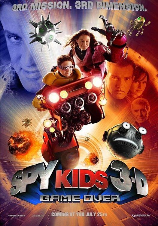 Spy Kid 3D