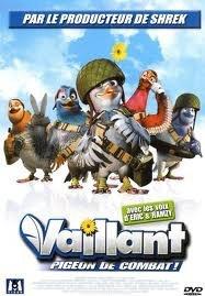 Vaillant , Pigeon de Combat