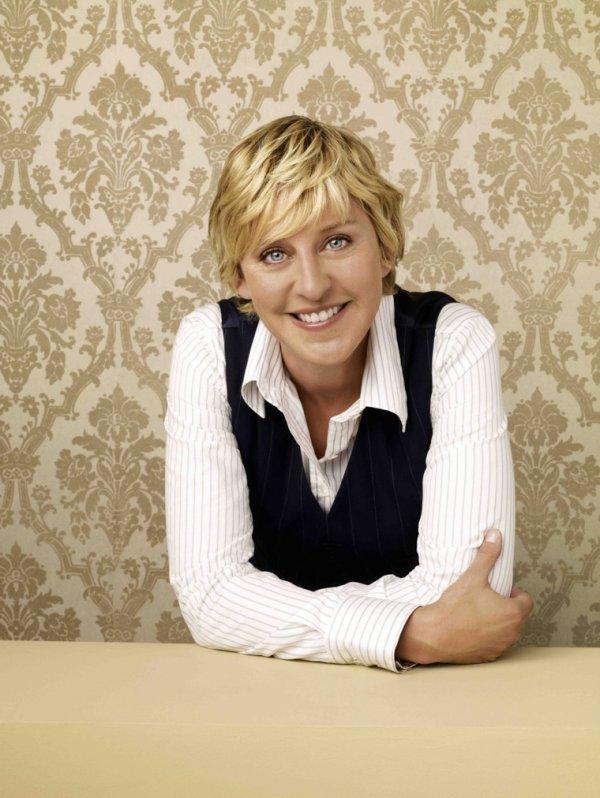 Ellen De Générés aux commandes des oscars 2014