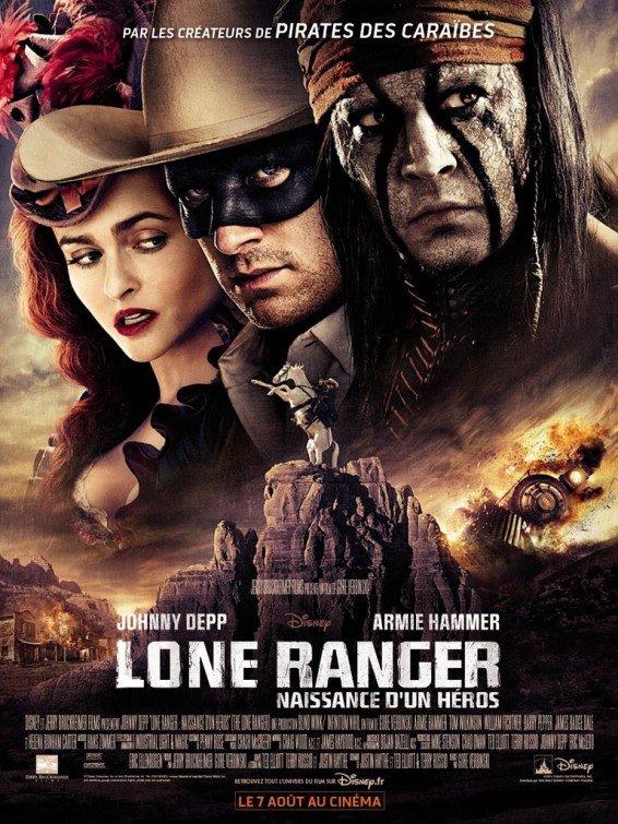 Lone Ranger , Naissance d'un héros