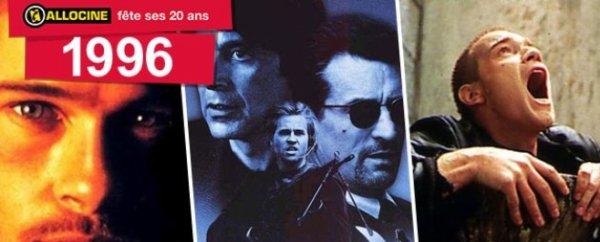 20 ans d'allociné : numéro 4 , «Hors-Série 1996»