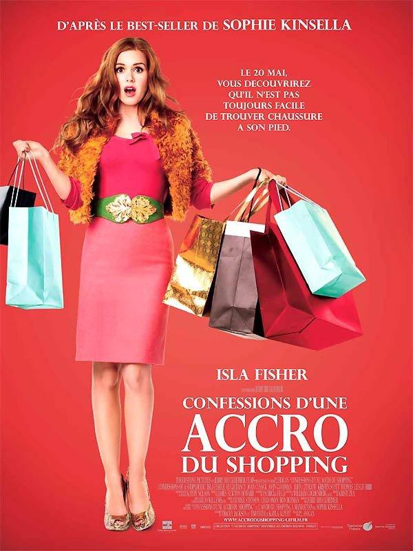 Confessions d'une accro d'une shopping