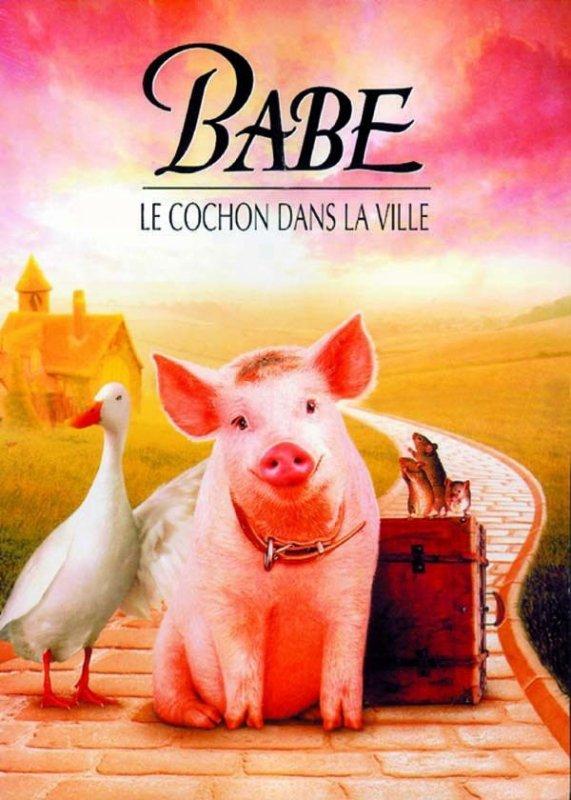 Babe , Le cochon dans la ville
