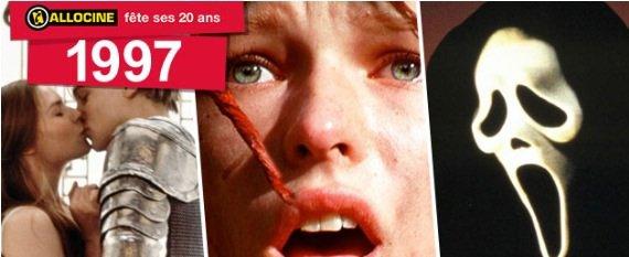 20 ans d'Allociné , numéro 5 , hors-série «Année 1997»